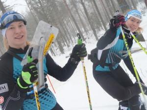 KS Talvikupin 2014 hisu osakilpailu järjestettiin Utissa.